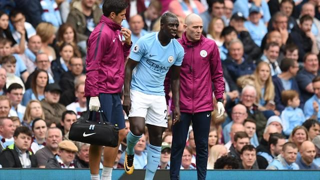 🔴 BREAKING ! Benjamin Mendy souffre d'une rupture des ligaments croisés. Possible absence de 9 mois.
