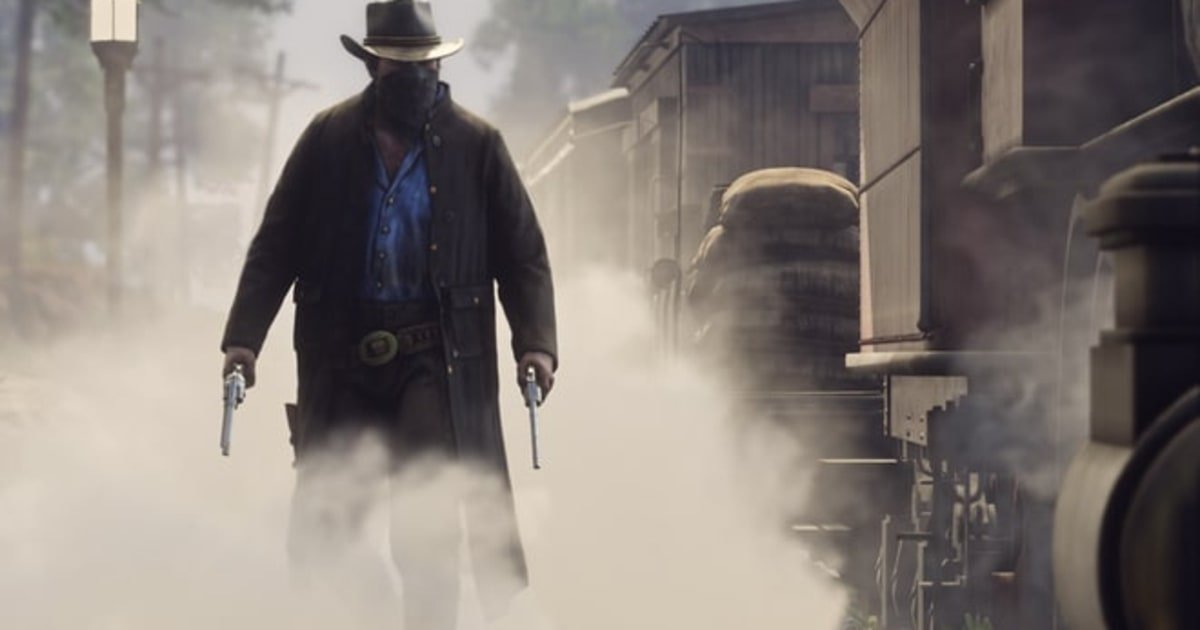 The new #RDR2 trailer features the Van der Linde gang. Watch here https://t.co/l479LD4MF8