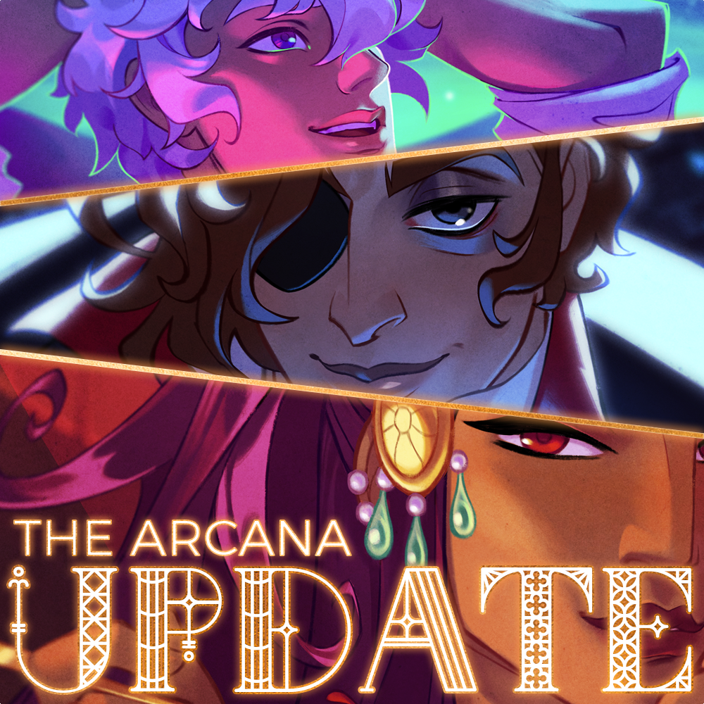 What is the arcana
