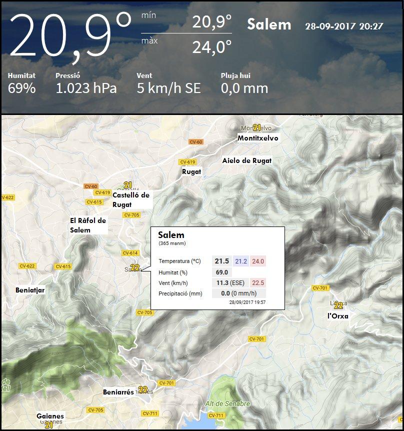 ✅Nova estació meteorològica a la MXO d'#...