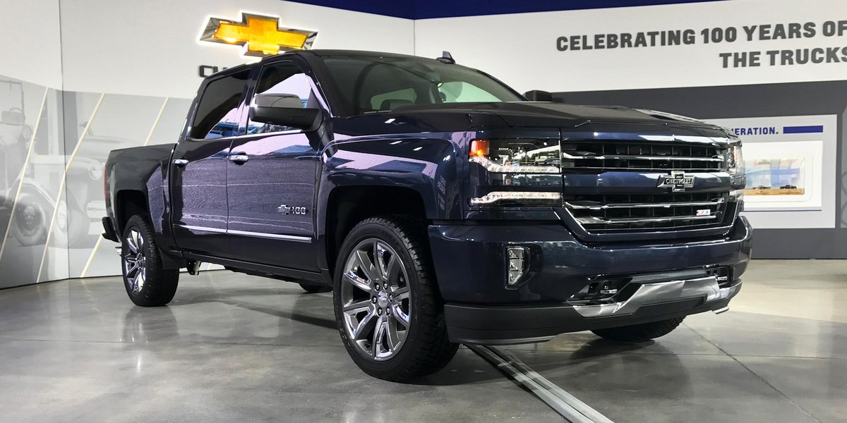 Chevy Trucks On Twitter 100 Years In The Making And Worth The Wait