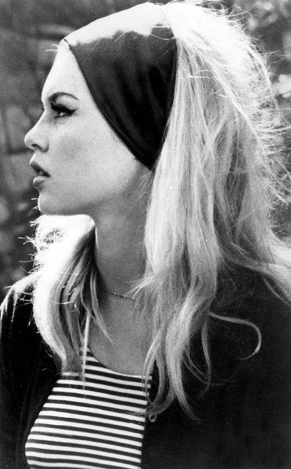 Happy birthday to Brigitte Bardot, star of Godard\s CONTEMPT!