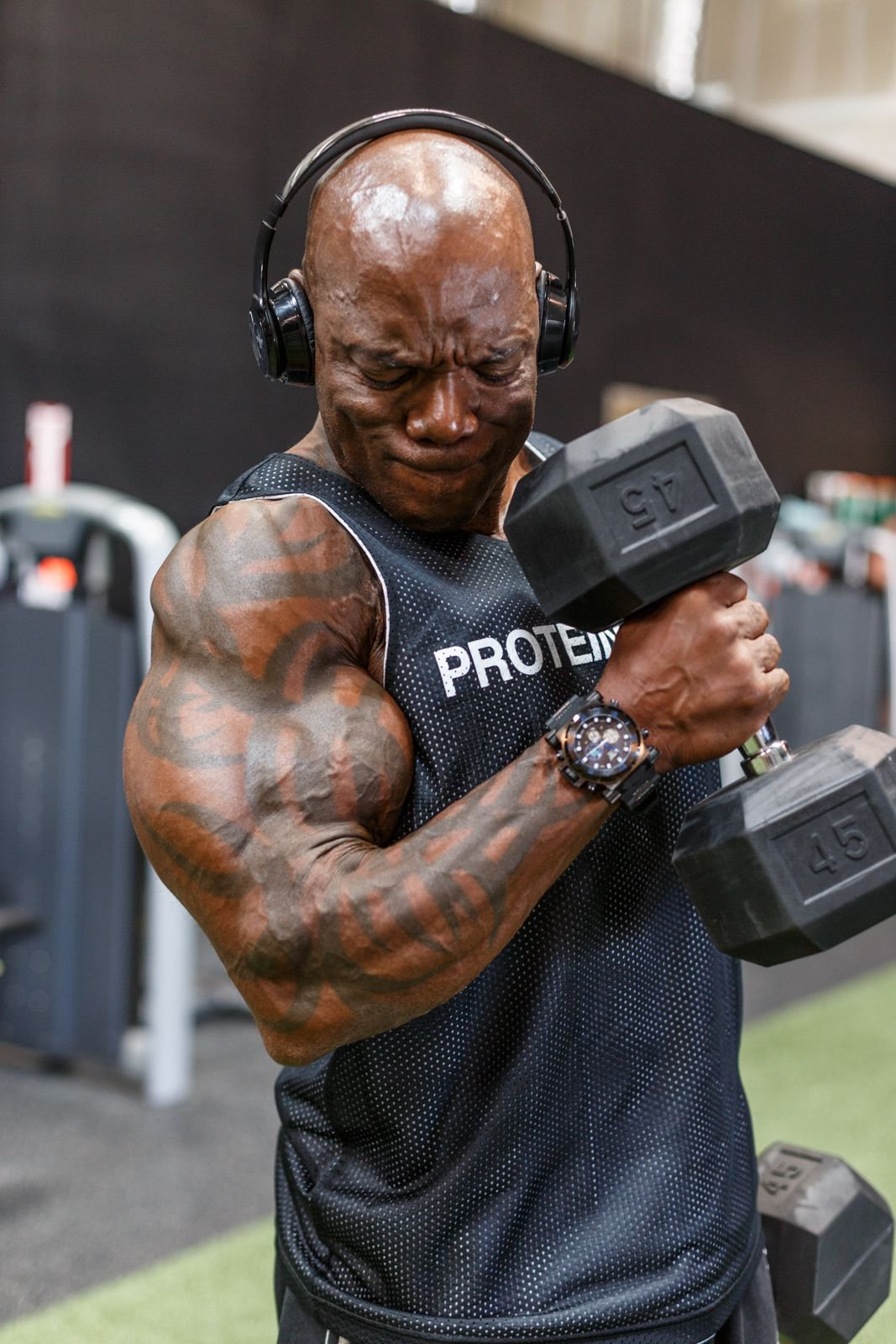 """Flex Wheeler on Twitter: """"Stay training in style with"""