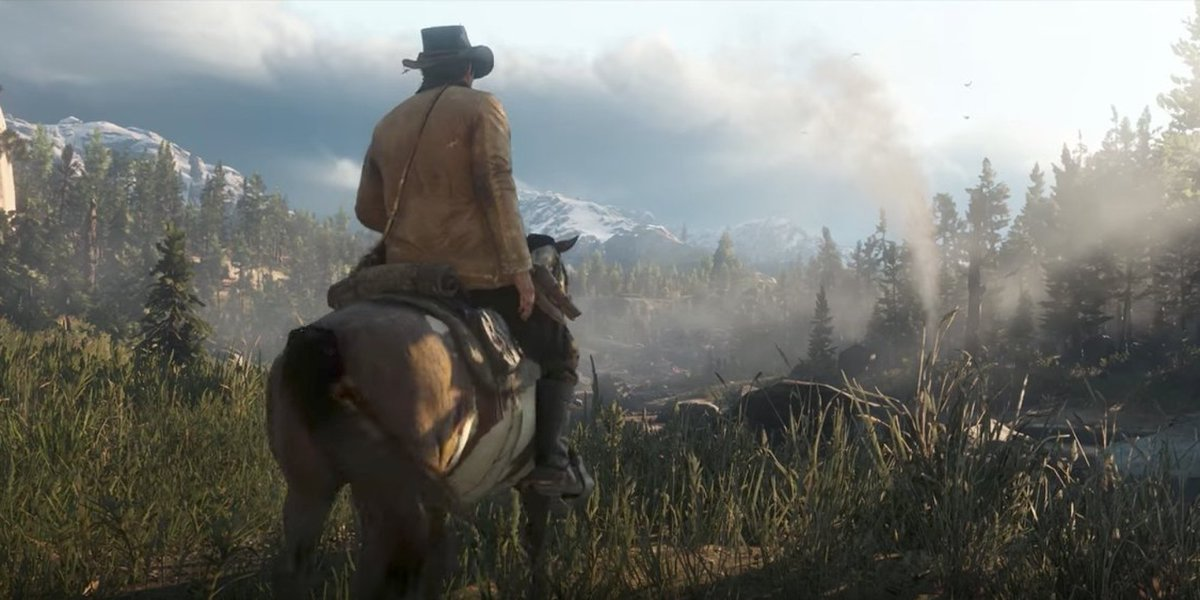 Breaking down the new Red Dead Redemption 2 trailer #RDR2 - @charlielindlar blogs https://t.co/mgZdovN9g2