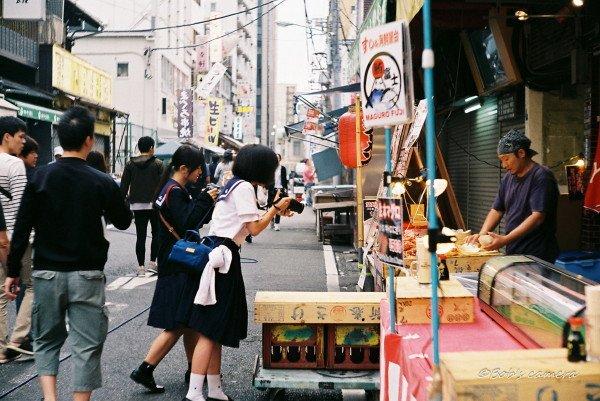 Leica M-A(Typ127)  Zunow 50mm f1.1 (L) Black  「カメラ女子」 #flickr
