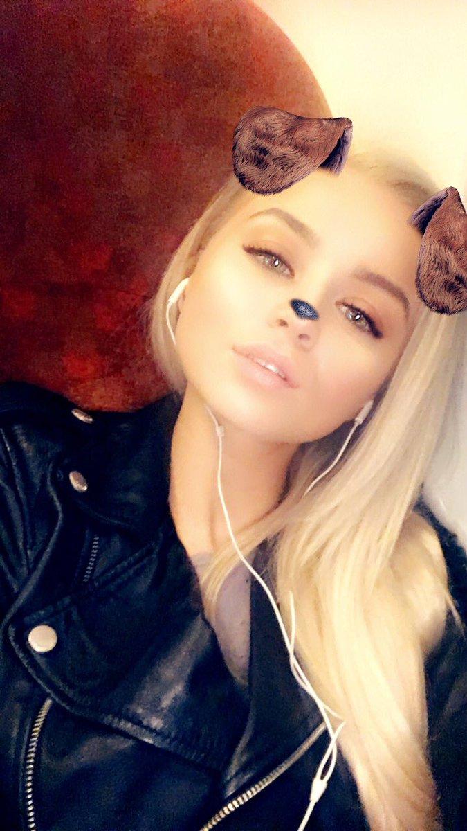 cleavage Snapchat DJ Melissa Reeves naked photo 2017