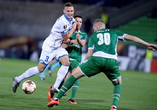 Video: Ludogorets vs Hoffenheim