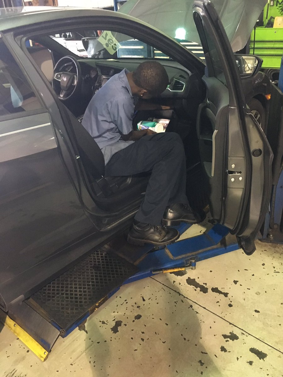 Honda Of Conyers >> Rcps Wbl On Twitter Kameron Rainey Wbl Apprentice At Honda