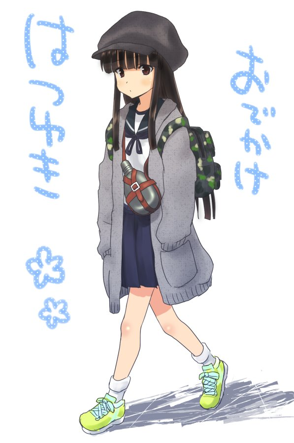 はつゆきぃいい #初雪進水日 #初雪生誕祭