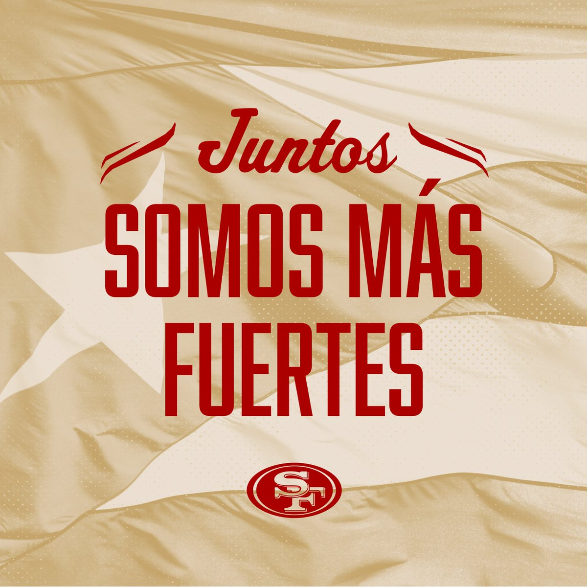Juntos somos más fuertes. Join us in supporting relief efforts across  Puerto Rico and the U.S. Virgin Islands. Visit http://www.redcross.org/nfl  or text ...