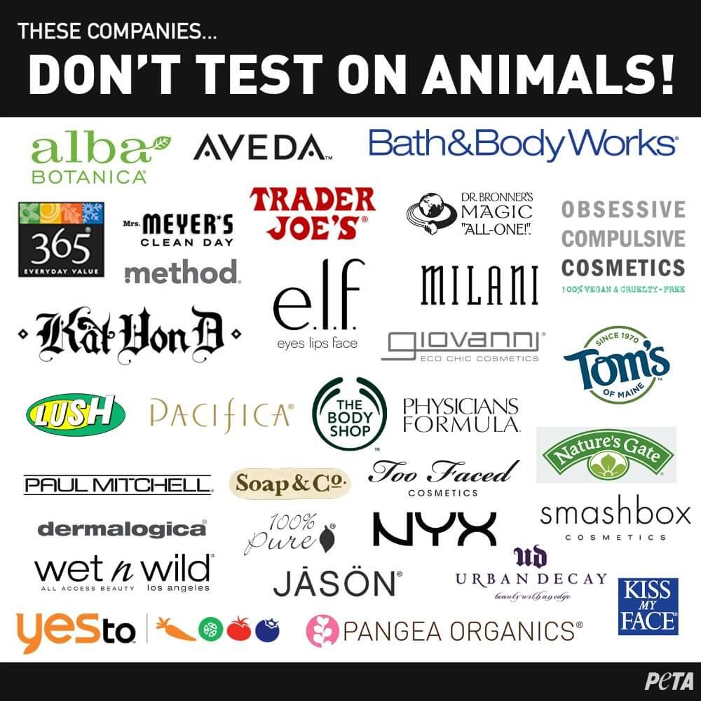 Косметика которая не тестируется на животных купить марк эйвон