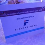 Proud to be an Innovation Sponsor of @camsc_org Business Achievement Awards Gala. #Diversity #Procurement #CAMSCAwards2017