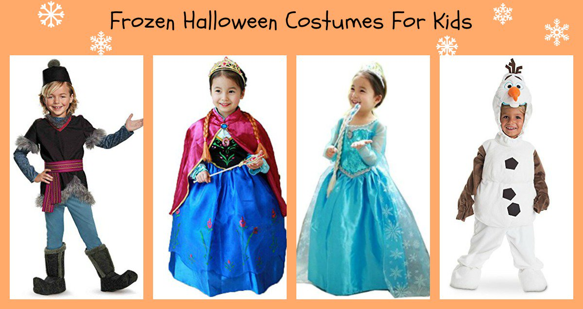 angry baker on twitter frozen halloween costumes for kids because we can never letitgo disneyfrozen halloweenforkids notsoscary