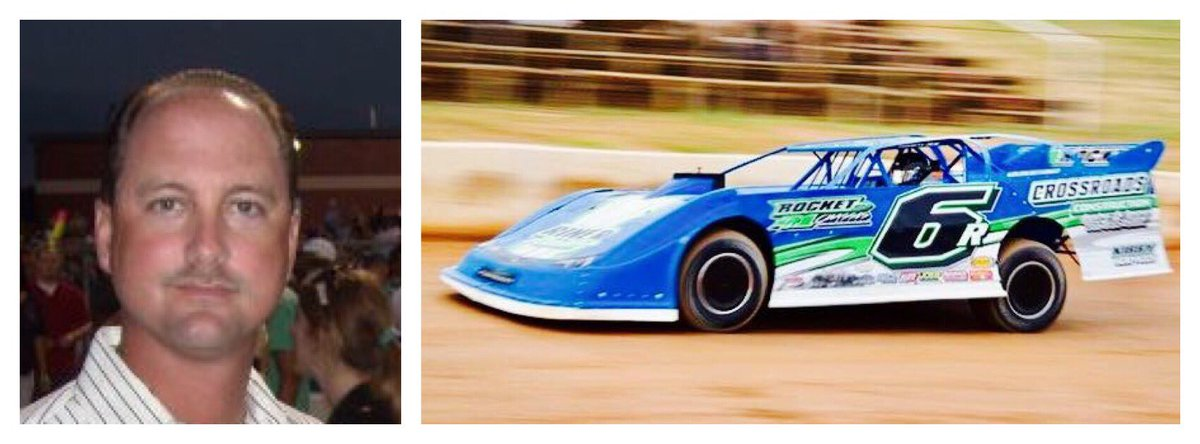 South Georgia Racing, Rocket Chassis, Seann Anderson ✭ and 6 others