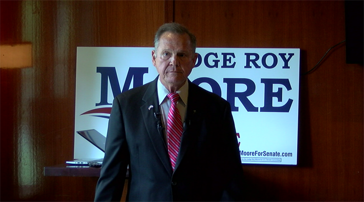 Alabama news: roy moore didn't report between $50,000-$150,000 in ...