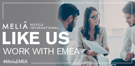 Melia Careers On Twitter Are You Looking For A New And Exciting Career Opportunity Visit Https T Co Ja4rr2bokh Discover What We Have Available