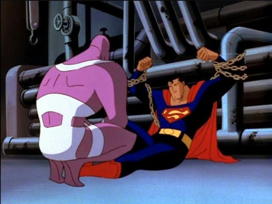 Superman Parasite >> Superman Tas On Twitter Parasite Comfy Superman