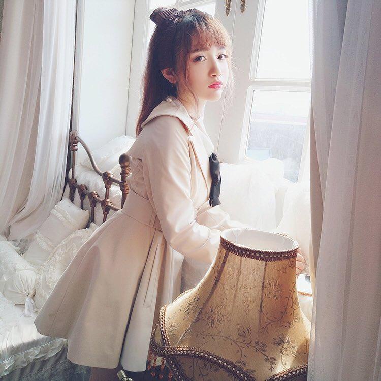 🌟NEW🌟 ❤︎トレンチコート 2017.9.30 Coming soon... * #bobon21新作  #ガーリーファッション  #bobon21   🔁Rimoインスタより