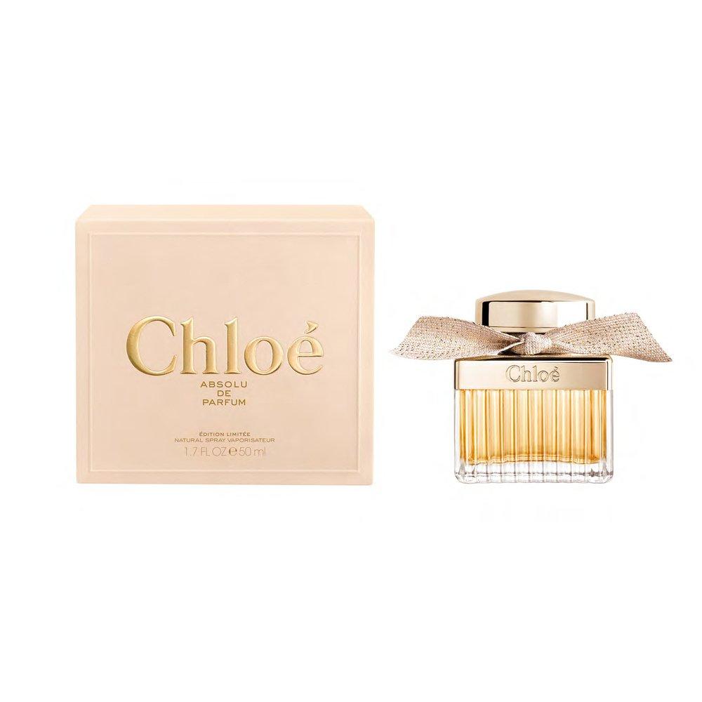 クロエから新香水「アブソリュ ドゥ パルファム」濃厚なローズ×ウッディ、初のゴールドボトル -