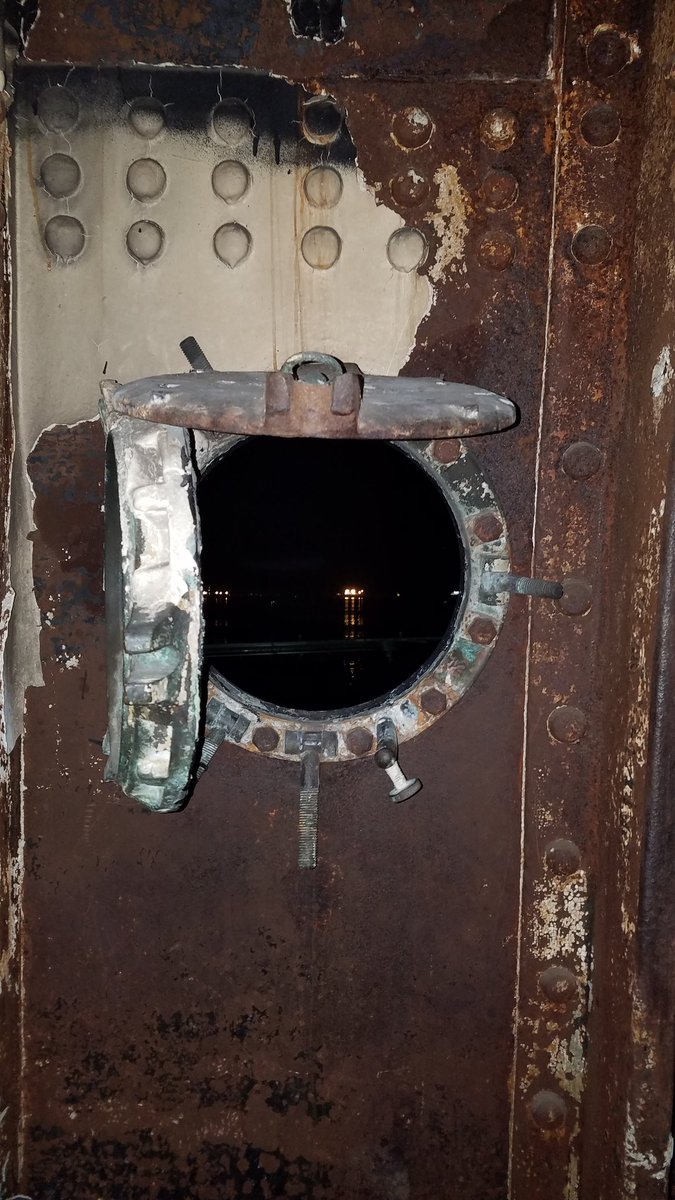 """Queen Mary Engine Room: Valerie Milano On Twitter: """"Below Deck On The Haunted"""