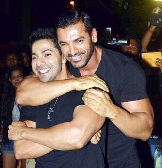 Go watch my younger brother's film #Judwaa2 today. @Varun_dvn It's a hit! https://t.co/UMWzkQch9C