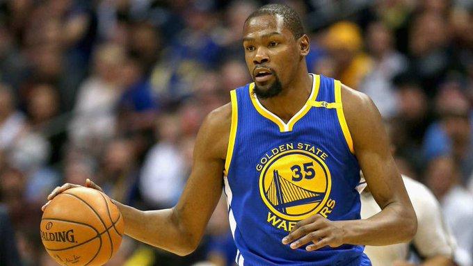 Happy. Birthday. Kevin. Durant