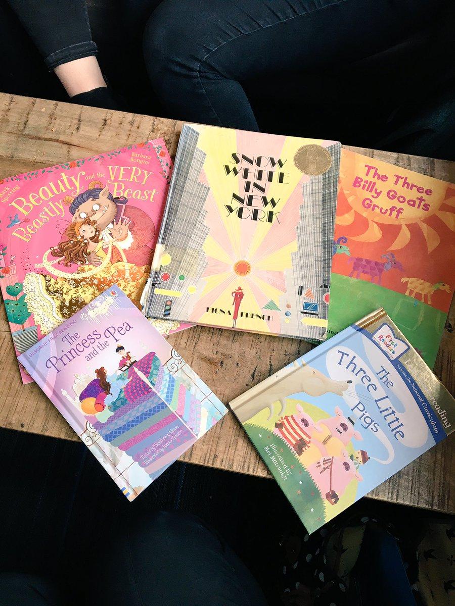 Fairy - Tale Friday 📚 @YSJPrimaryEd #ysjenglish