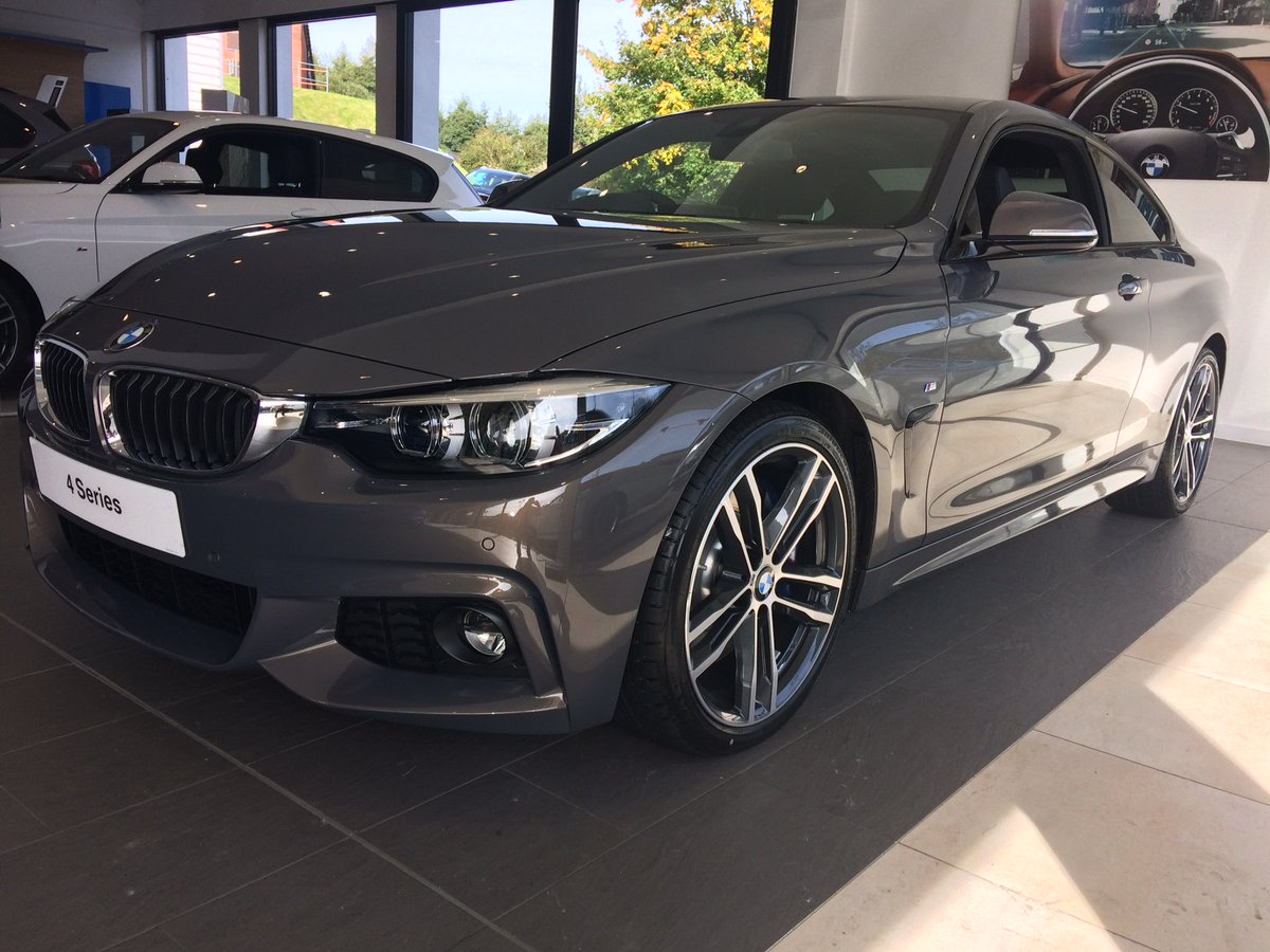 ocean bmw on twitter 440i m sport coupe finished in champagne