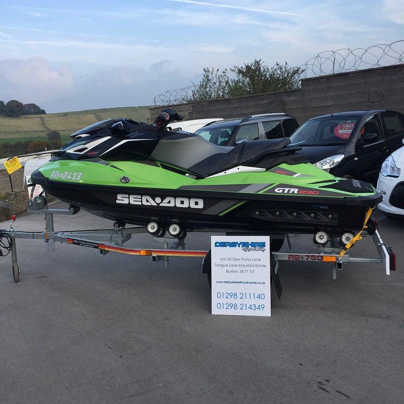 For used jet ski