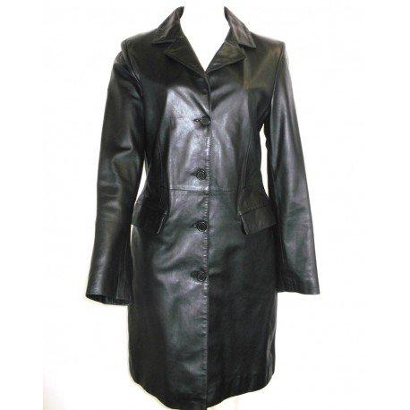 La city manteau court noir