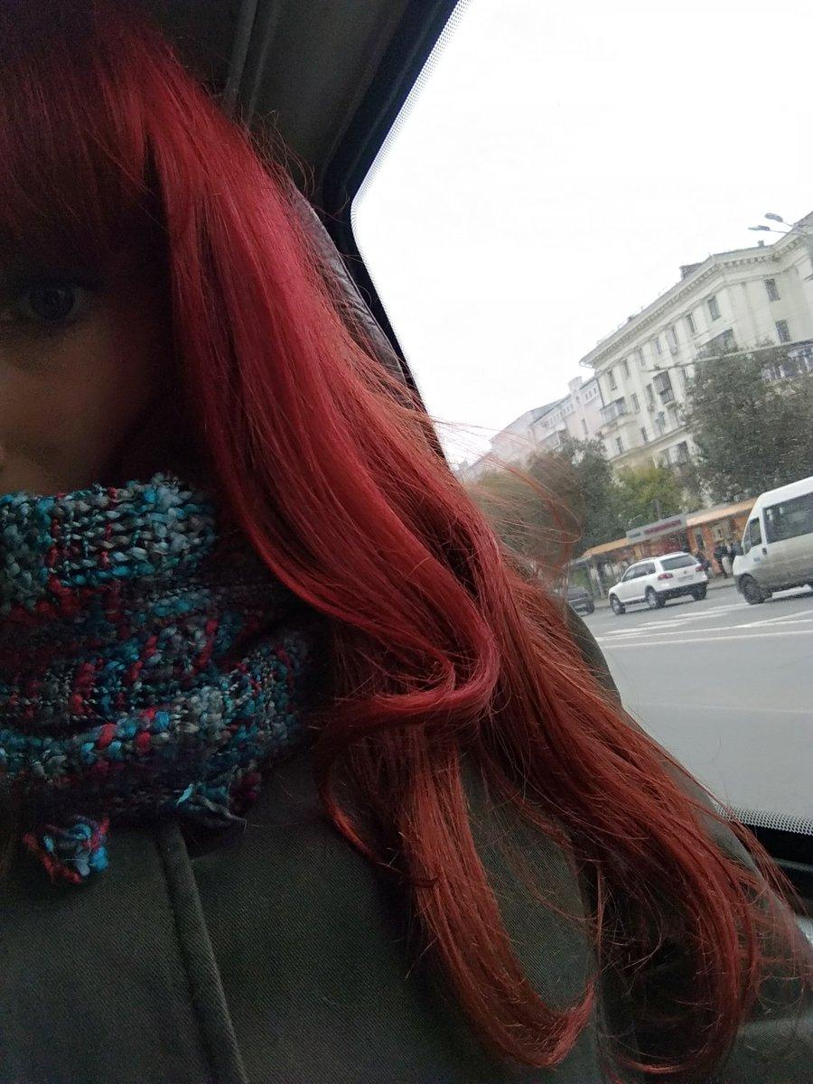 Разноцветные волосы картинки