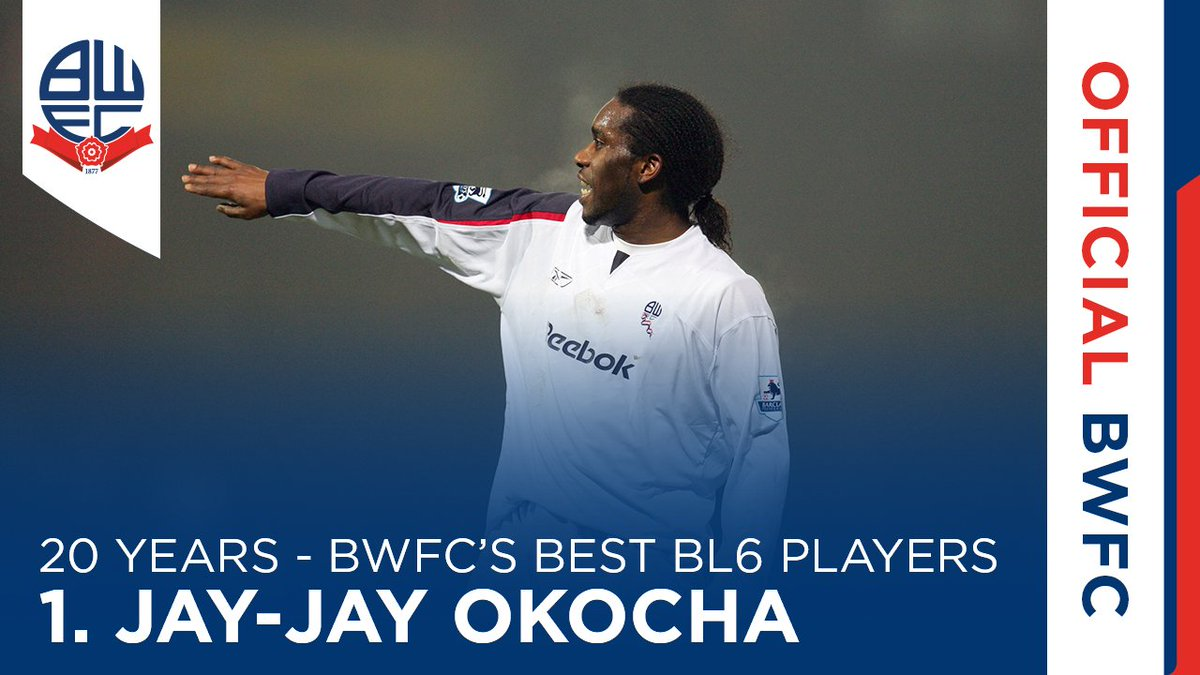 Legend ?! Bolton Wanderers names Jay-Jay Okocha as Best Player in Last 20 years | WATCH