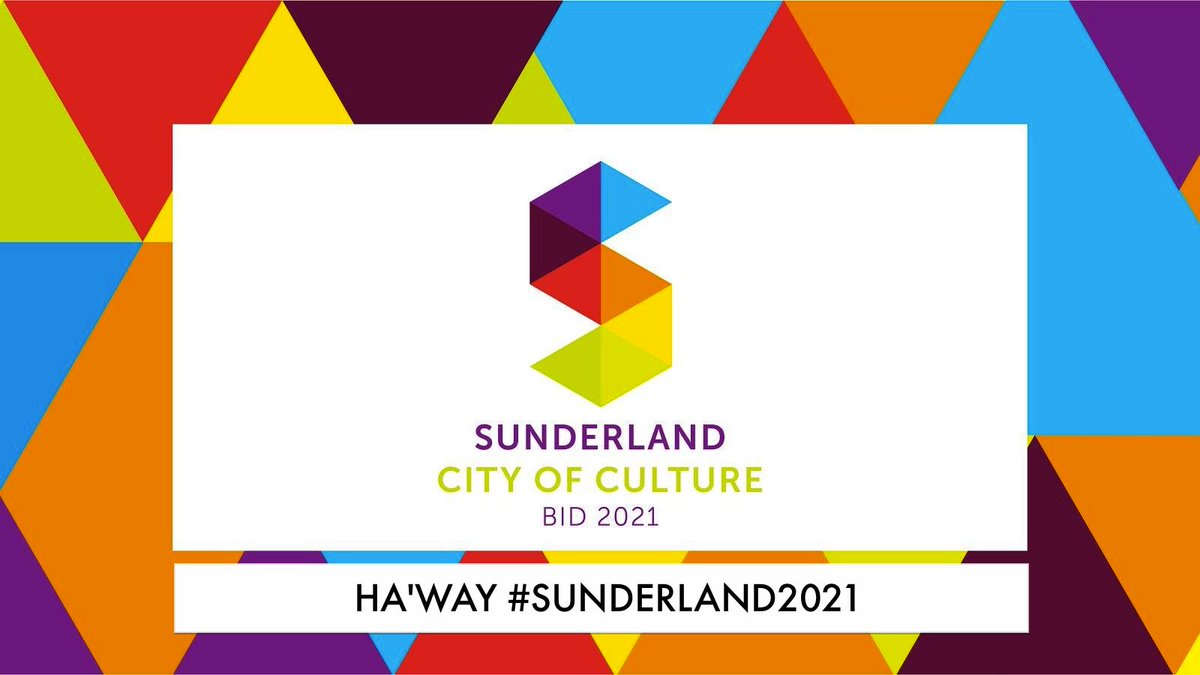 Ha'way #Sunderland2021 #UKCityofCulture2021 @DCMS https://t.co/TAwJVXSCHT