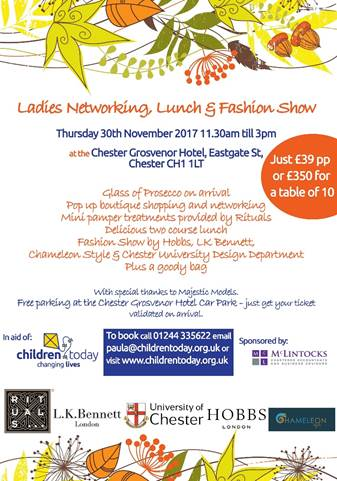 Ladies Lunch & Fashion Show