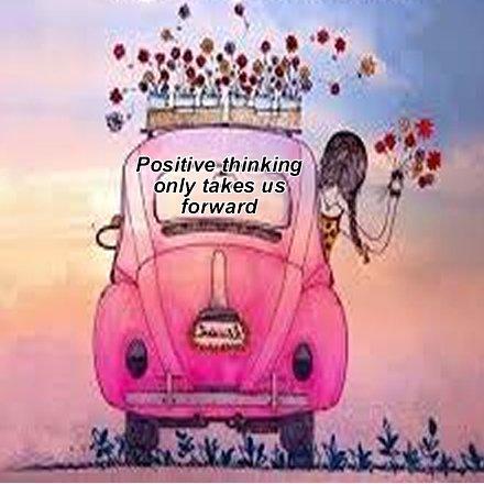 #Positive thinking only takes us forward! #JoyTrain #SuccessTRAIN #Joy #Success #BePositive  RT @LantermozRory https://t.co/FEVc8s76Fw