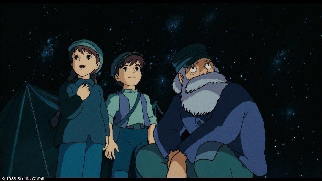 画像,ポムじいさんの声は常田富士男さんが担当しています。