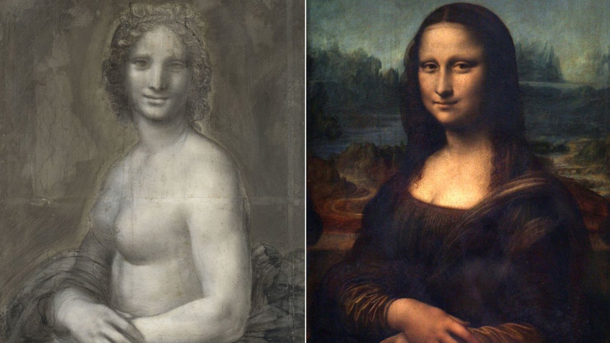 Did Leonardo da Vinci draw 'naked Mona Lisa'? Experts are trying to find out https://t.co/YJ3CtphcZT https://t.co/dRuMAWqrI1