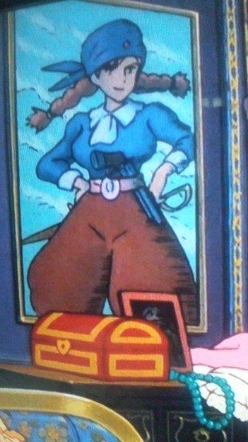 ドーラの若い頃 詰め合わせセットを貼っておくぞ マジで二年で何があったんだよ…… #天空の城ラピュタ