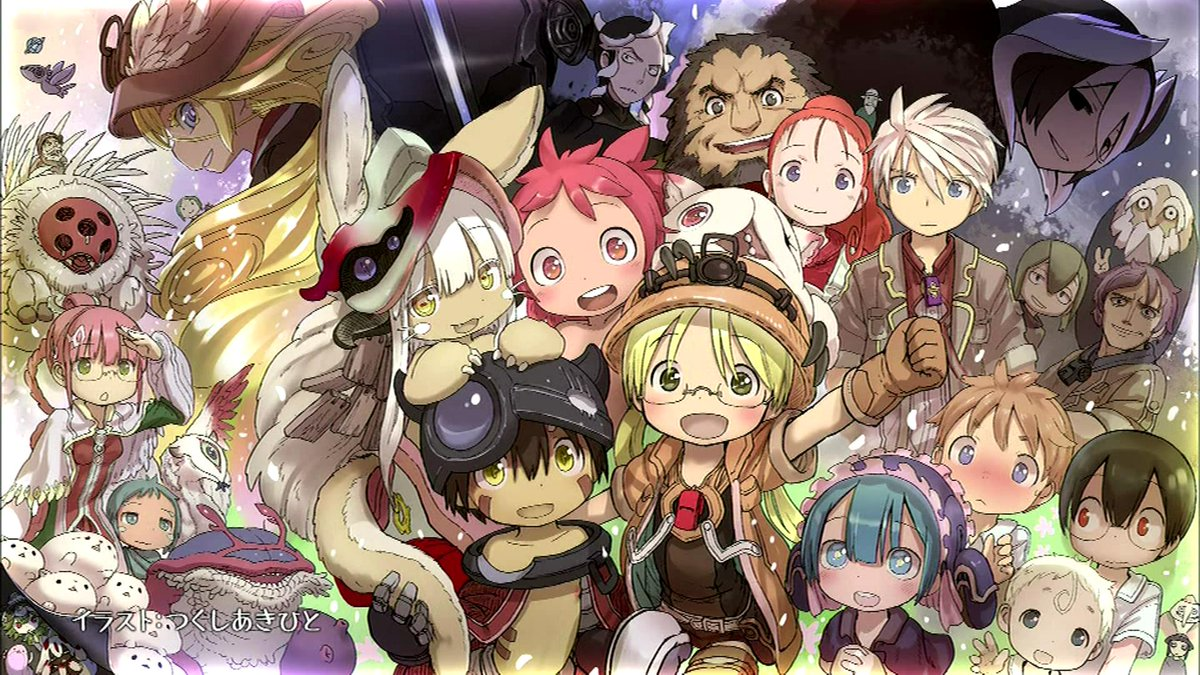 Spoilers] Made in Abyss - Episode 13 discussion - FINAL : anime