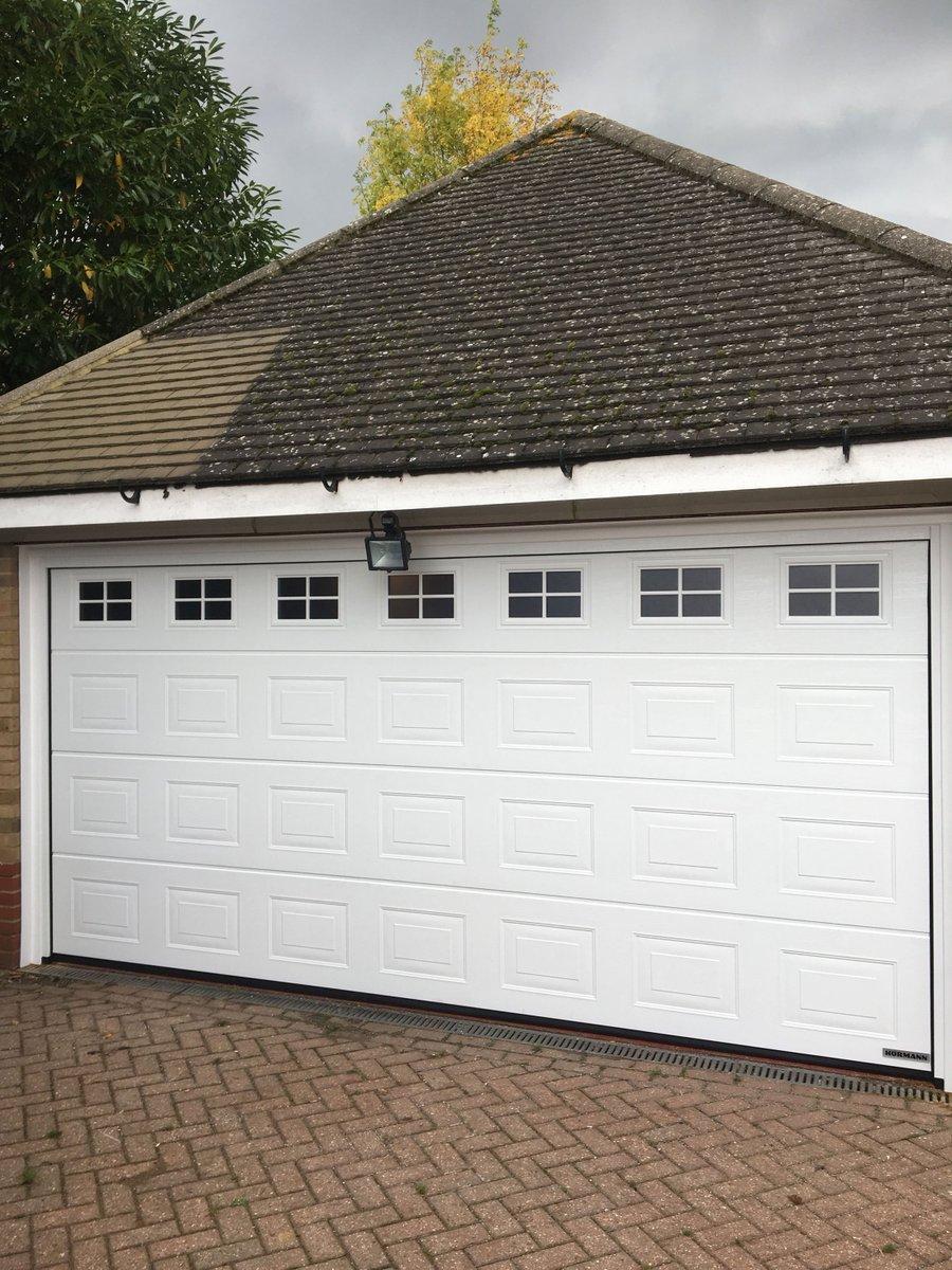Seceuroglide insulated sectional garage door georgian cassette - 0 Replies 1 Retweet 2 Likes