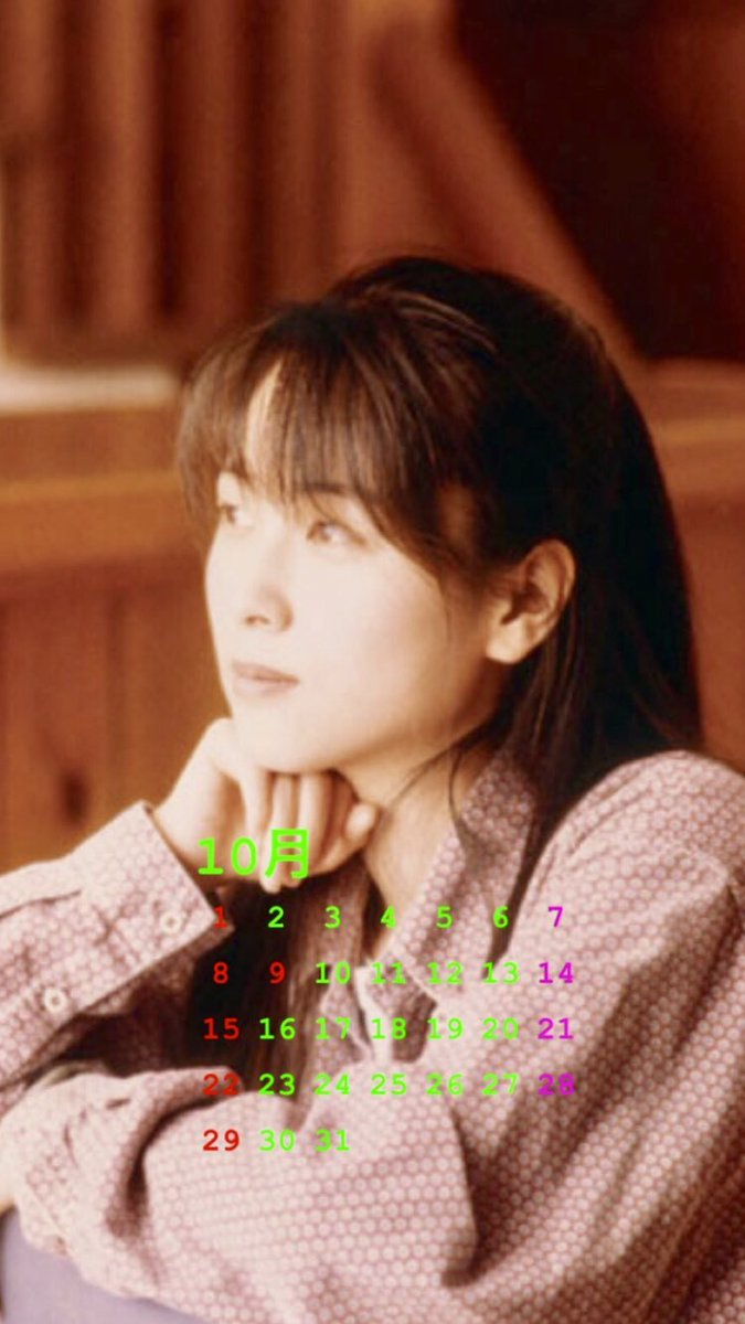 M Makoto スマホ用壁紙zardカレンダーをどうぞ
