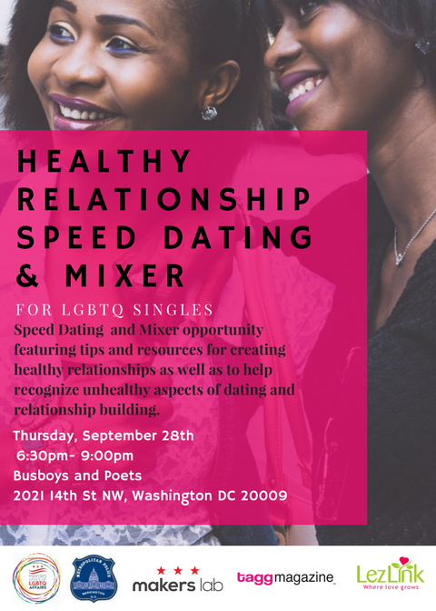 Senior speed dating washington dc