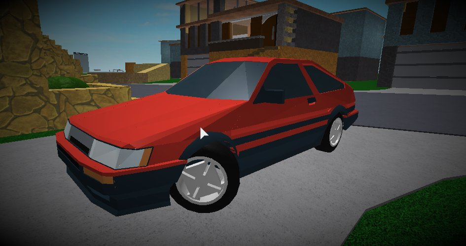 Jdm Roblox Fan Base On Twitter This Is A Stock Toyota Ae86 Levin