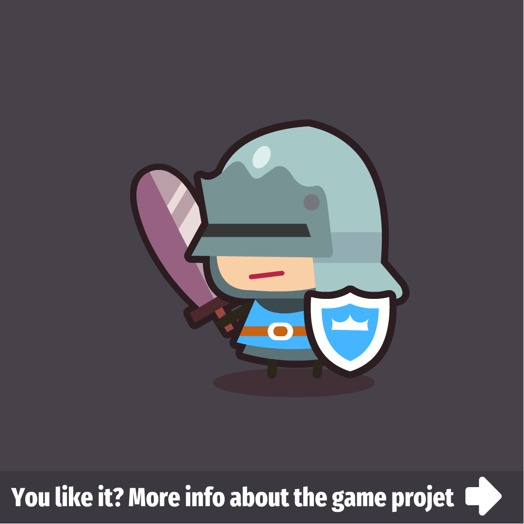 A tiny soldier https://t.co/kOwPSepK30 #gamedev #gamedesign #indiegame #IndieGameDev #rpg #microRPG #gameart https://t.co/OsFI31oD78