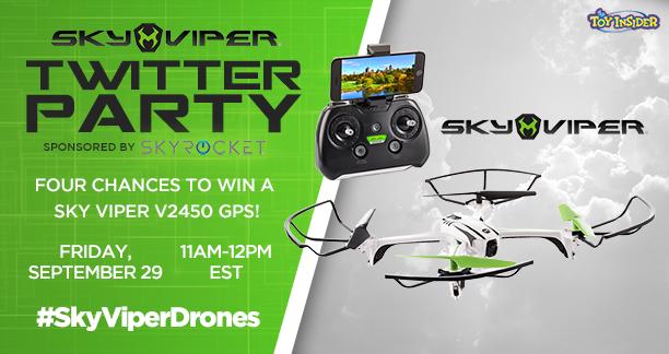 Q4: The v2450 GPS drone wirelessly streams video in WHAT resolution? #SkyViperDrones https://t.co/ZTbRri90mB https://t.co/ApFojsSjIs