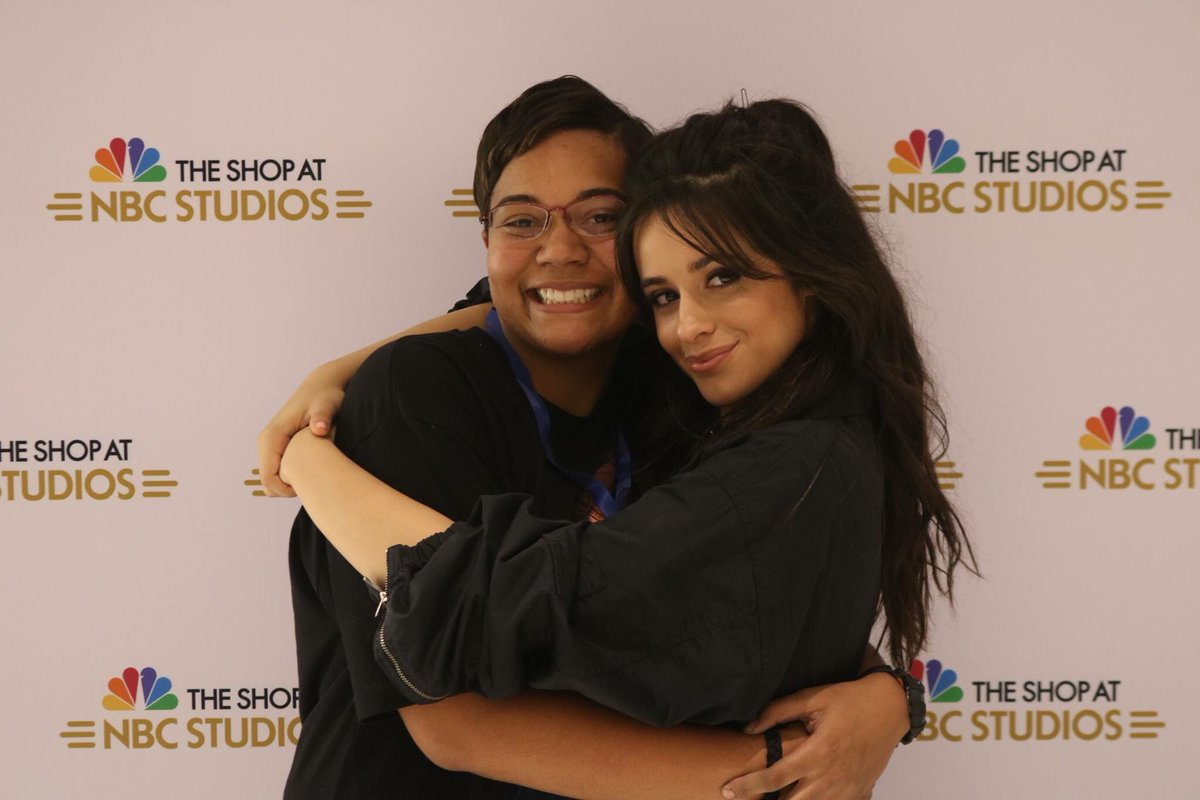 .@Camila_Cabello this has been one of the most exhilarating trips of my life! i love you so much thank you for everything 🙂❤