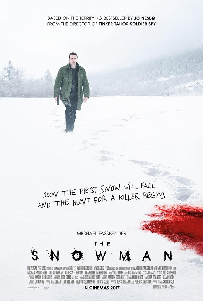 We have tickets to giveaway to the Irish premiere screening of #TheSnowman. Simply RT the below. ROI entrants only. https://t.co/SlT8Zl1nlI