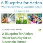 A Blueprint for Action: Water Security for an Uncertain Future #impinv #watersecurity https://t.co/SpXhPA0N9f