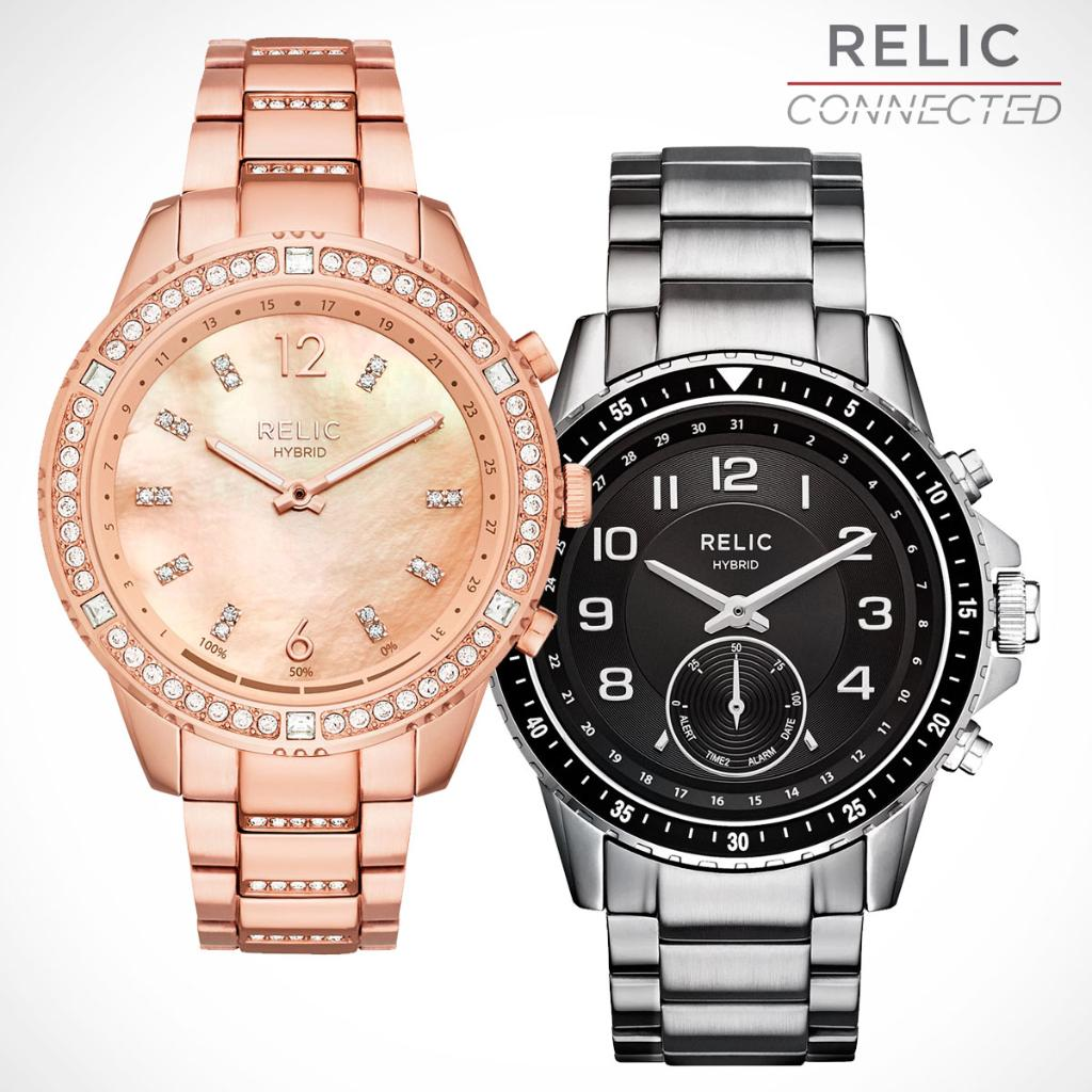 Relic Connected Smartwatches   A Classic Watch That Links To Your Phone.  Http://spr.ly/601984HlR Http://spr.ly/601084Hlr Pic.twitter.com/Qb7OrH42jt