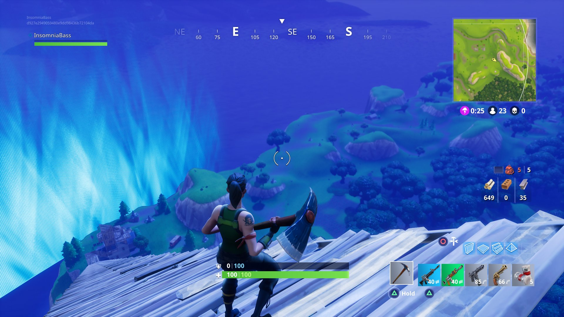 the a uœbronx - fortnite 64 patch notes